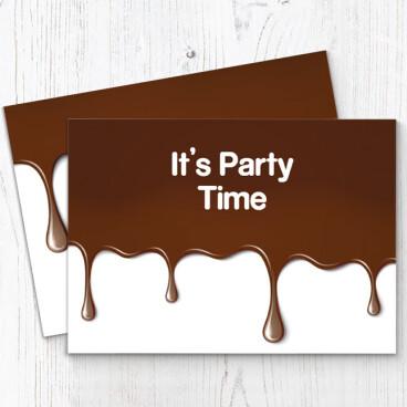 Chocoholics Party