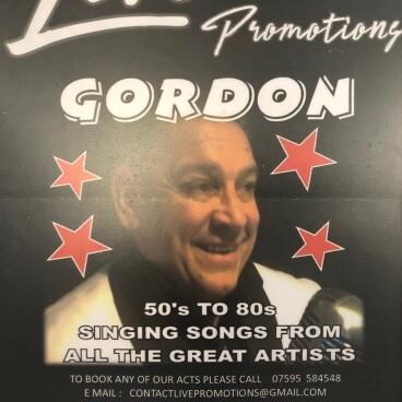 Gordon Dunn.