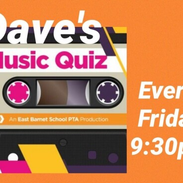 Dave's Music Quiz