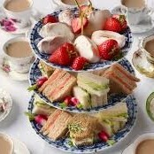 Afternoon Tea ~  3pm to 5pm