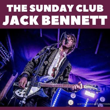The Sunday Club: Jack Bennett