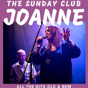 The Sunday Club: Joanne Mairs