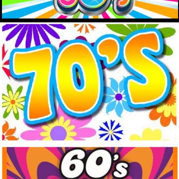 60's 70's & 80' Disco
