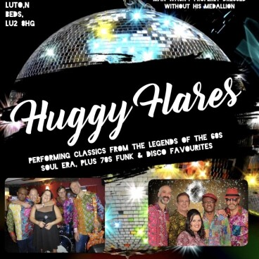 Huggy Flares