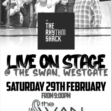 The Rhythm Shack Live @ The Swan