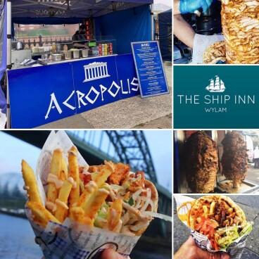 Acropolis Greek Street Food @ The Ship