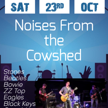 NOISES FROM THE COWSHED
