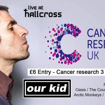 Cancer Research charity event