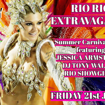 Rio Rio Carnival Party at Ivory