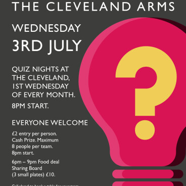 Quiz night!!