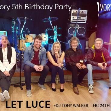 Ivory 5th Birthday Celebrations!!