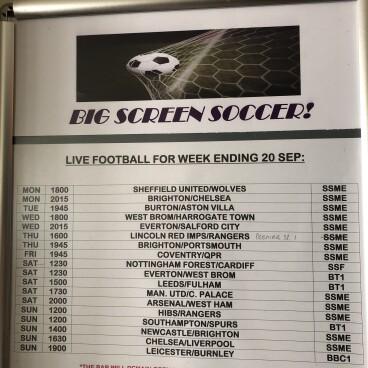 Big Screen Soccer
