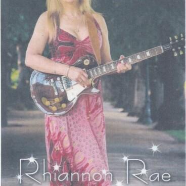 Rhiannon Rae