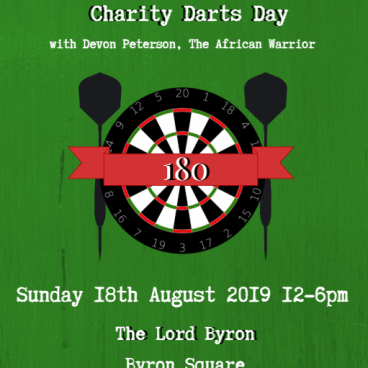MND Scotland Charity Darts Event