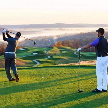 Golf Society - Captains Shield