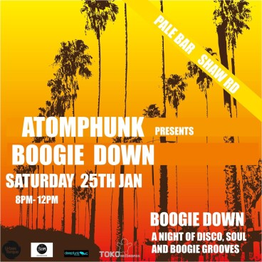 Atomphunk Boogie Down
