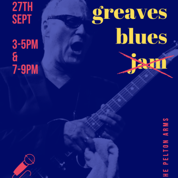 Dennis Greaves - Blues