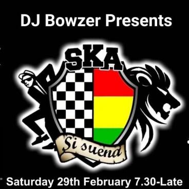 Ska & Reggae night
