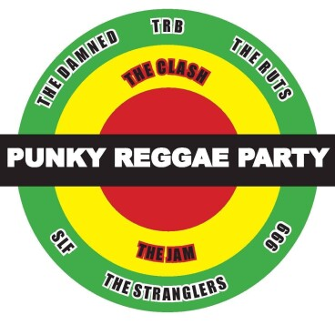 HALLOWEEN WITH PUNKY REGGAE PARTY