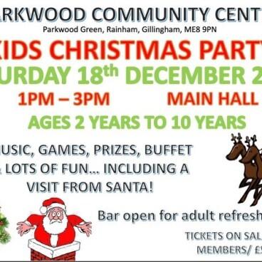 PWCA Kids Christmas Party