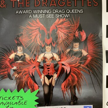 Tess Tickle & The Dragettes