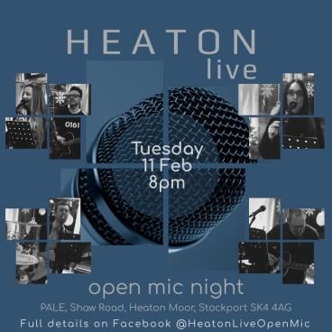 Heaton Live