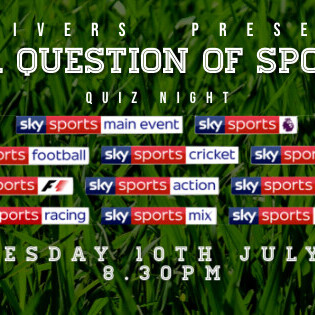 Sports Quiz Night