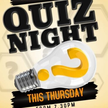 Thursday Quiz Night *CASH PRIZE*