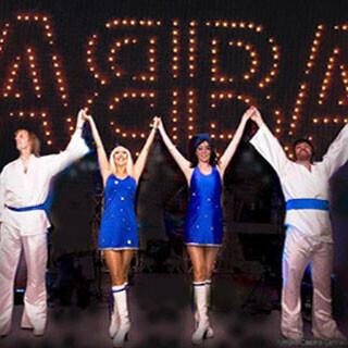 Abba Angels Tribute Gig