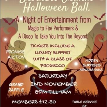 Charity Night Halloween Ball