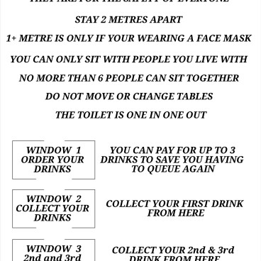 Covid-19 rules
