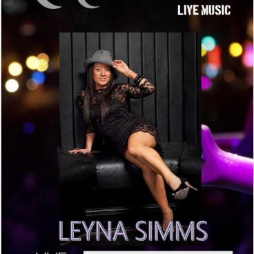 The Lovely Leyna Simms