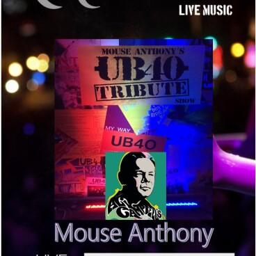 UB40 Mouse Anthony is Back!