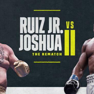 Joshua v Ruiz II