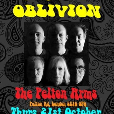 Ron's Speakeasy-The Kings of Oblivion