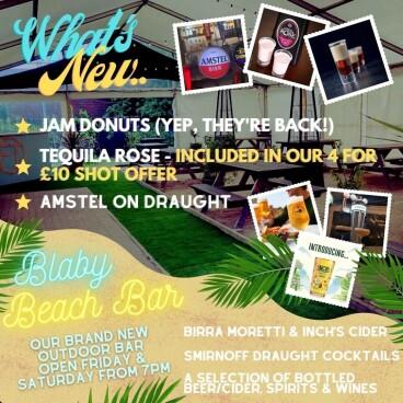 Blaby Beach Bar