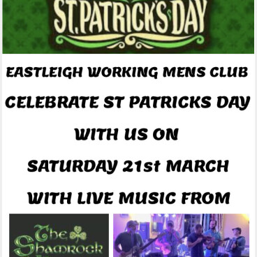 St Patrick's Day Celebrations