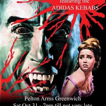Adidas Kebabs - HALLOWEEN PARTY
