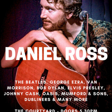 The Sunday Club: Daniel Ross