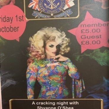 DRAG NIGHT get your ticket