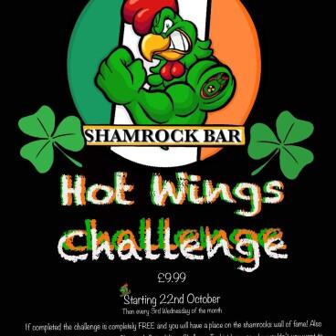 Hot Wings Challenge!!