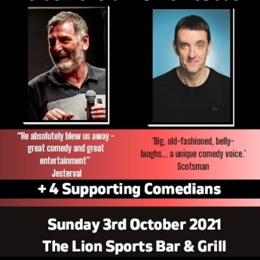 Live Stand Up Comedy Night