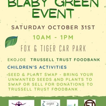 Blaby Green Event