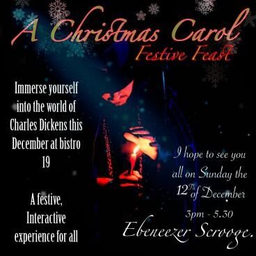 A Christmas Carol Festive Feast