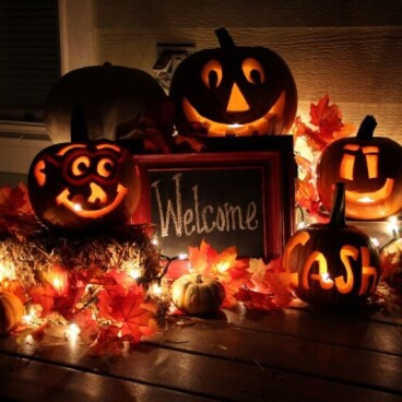 Childrens Halloween party