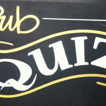 Quiz Night @ The Bruce - 8.30pm
