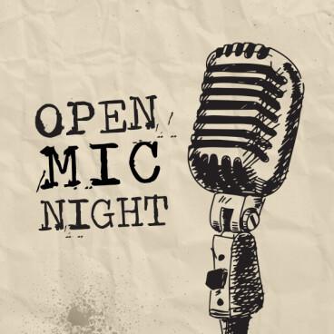 Original Open Mic Night @ 9pm
