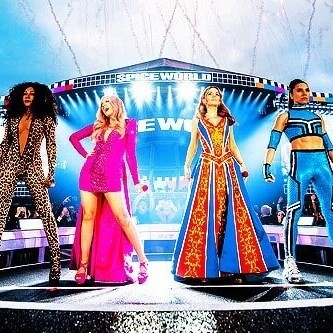 90's Spice Girls Fest!