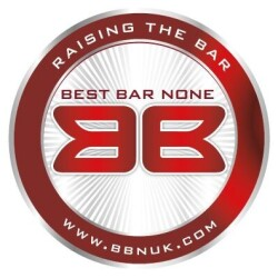 Pubs & bars that are Best Bar None accredited venues