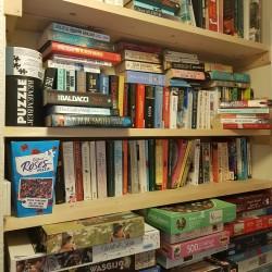 Book & Puzzle Swap